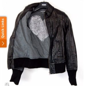 Danier Leather Jacket (Real Leather)